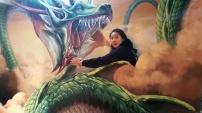I am a dragon rider :D